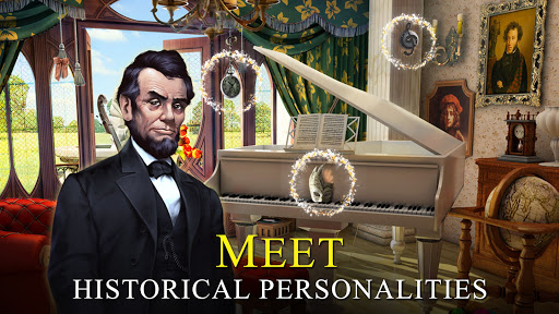 Time Gap: Hidden Object Mystery androidhappy screenshots 1