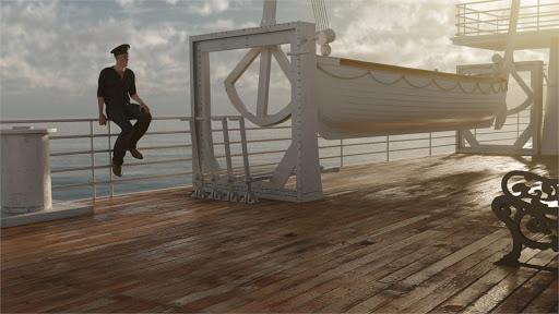 escape titanic : free adventure game screenshot 1
