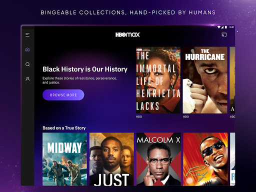 HBO Max: Stream and Watch TV, Movies, and More 50.10.1.117 screenshots 10