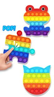 Pop It Fidget 3D 1.1.0 screenshots 2