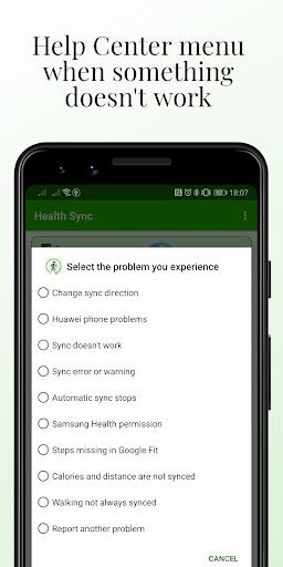 Health Sync 7.0.0 Screenshots 6