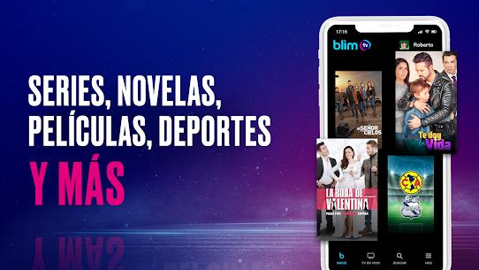 blim tv | En vivo | Series | Películas | Novelas 3