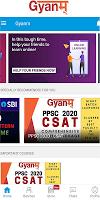 Gyanm: Prepare for Govt Job, Bank PO, Patwari