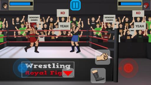 Wrestling Royal Fight APK MOD (Astuce) screenshots 5