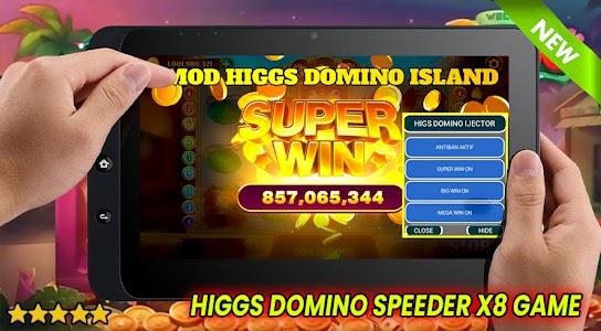 Higgs Domino RP Terbaru X8 Speeder Advice 5.0
