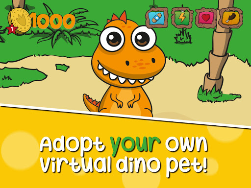 Virtual Pet: Dinosaur life apkdebit screenshots 13