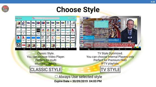 Ultimate IPTV Playlist Loader 4.40 Screenshots 3