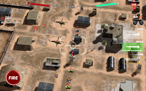 Drone -Air Assault 2.2.142 screenshots 10