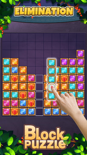 Wood Block Puzzle: Classic wood block puzzle games android2mod screenshots 8
