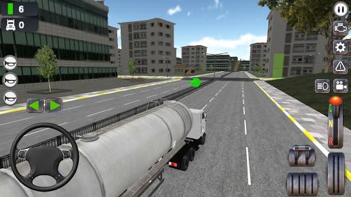 Code Triche Jeu de simulateur de camion apk mod screenshots 5