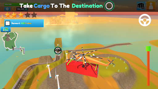 Rage City - Open World Driving And Shooting Game Apkfinish screenshots 2