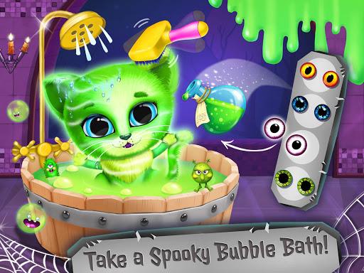 Kiki & Fifi Halloween Salon - Scary Pet Makeover  Screenshots 17