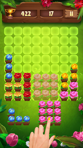 Block Puzzle Gardens - Free Block Puzzle Games  screenshots 4
