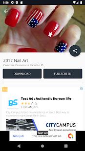 2017 Nail Art  screenshots 3