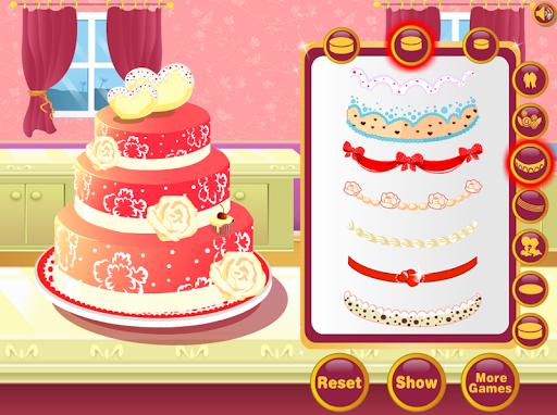 Wedding Cake Decoration - Sweet Cake Maker Games 1.0.9 screenshots 2