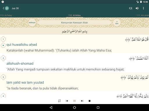 Al Quran Melayu 2.6.85 Screenshots 11