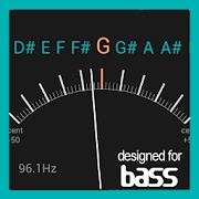 Fine Bass Tuner - Chromatic Bass Tuner  Icon