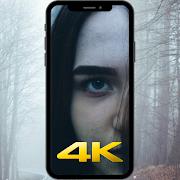 таинственный iphone обои