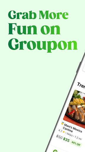 Groupon - Shop Deals, Discounts & Coupons  screenshots 1