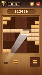 Wood Block Sudoku Game -Classic Free Brain Puzzle 1