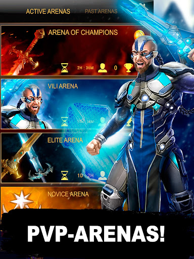 Heroes of Asgard. Legacy of Thor 2.2.119 screenshots 1