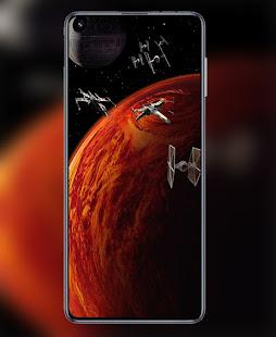 Punch Hole Wallpaper for Realme 6 Pro & Realme 6