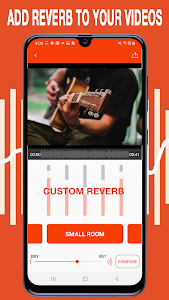 VideoVerb: Add Reverb to the Sound of your Video 1.2.0