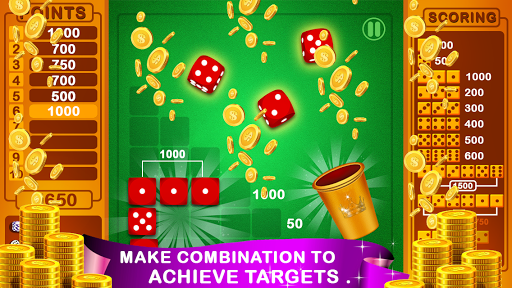 Farkle King : The Dice Game apkmr screenshots 5