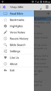 Telugu Bible Plus  For Pc (Download On Windows 7/8/10/ And Mac) 1