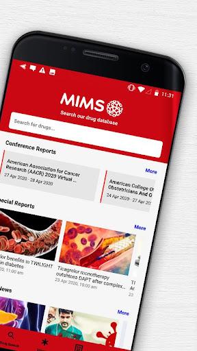 MIMS Malaysia - Drug Information, Disease, News 2.1.1 Screenshots 2