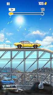 Jump The Car For Android (MOD, Unlimited Money) 1
