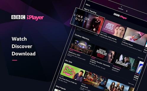 BBC iPlayer screenshots 13
