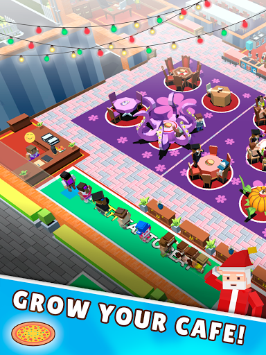 Idle Diner! Tap Tycoon screenshots 18