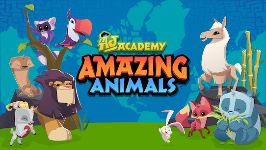 AJ Academy: Amazing Animals For Pc – Free Download For Windows 7, 8, 10 And Mac 1