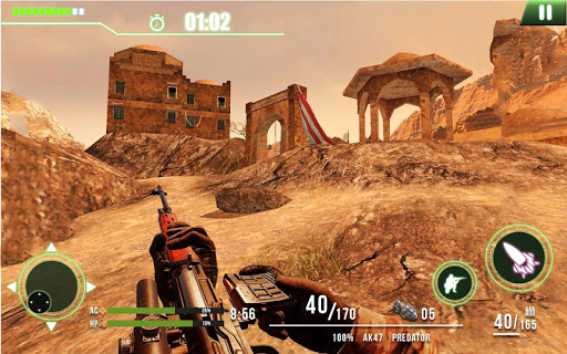 Jeux de tir: Shooter gratuit hors ligne 2021 APK MOD (Astuce) screenshots 4