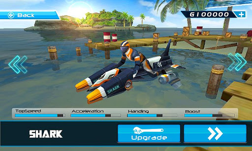 Powerboat Racing 3D  screenshots 7