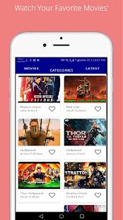New Hollywood Hindi Dubbed Movies 1.3 screenshots 1