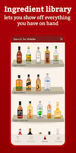 Cocktail Party: Drink Recipes & Ingredient Library 5