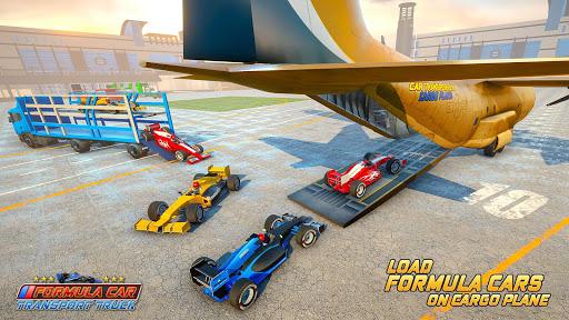Formula Car Transport Simulator  screenshots 2