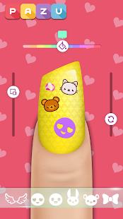 Girls Nail Salon - Manicure games for kids Screenshot