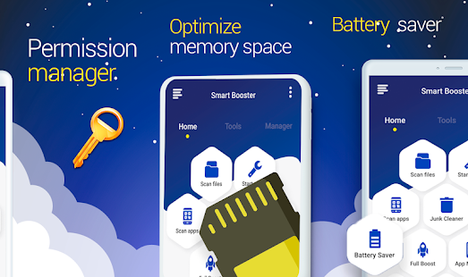 Quick Booster - Free Phone Accelerator