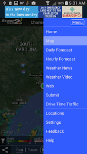 WCBD Weather 5.0.1307 Android Mod APK 2