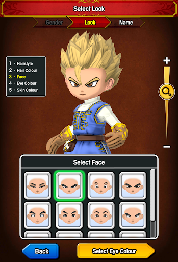 DRAGON QUEST OF THE STARS goodtube screenshots 16