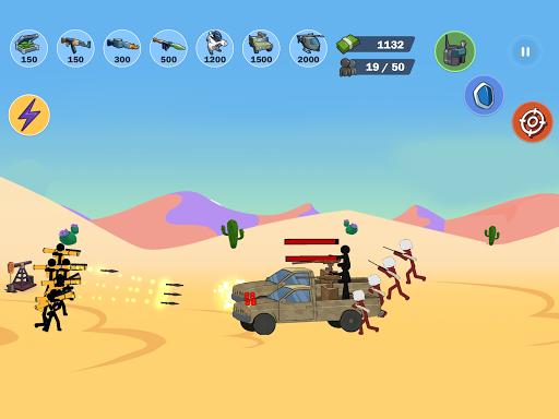Stickman World Battle 1.02 screenshots 14