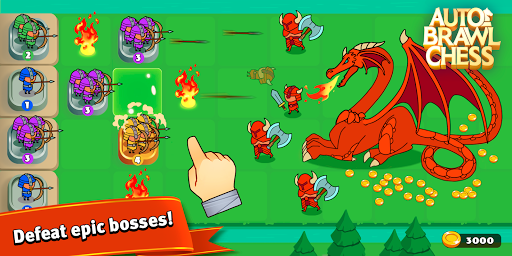 Auto Brawl Chess: Battle Royale  screenshots 10