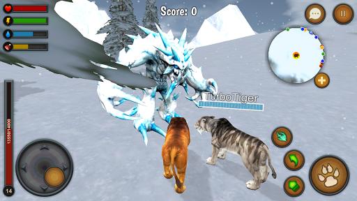 Sabertooth Tiger Chase Sim 2.1.0 screenshots 6
