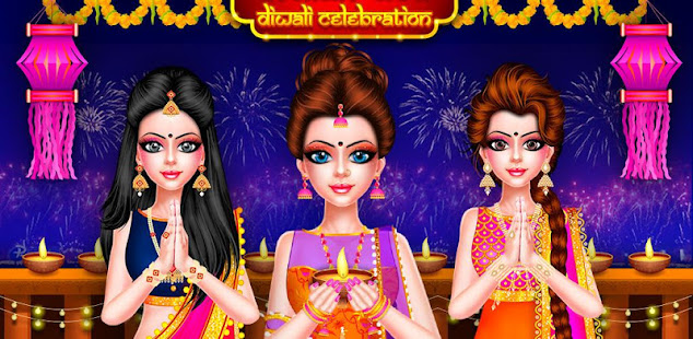 indian celebrity fashion doll diwali celebration hack