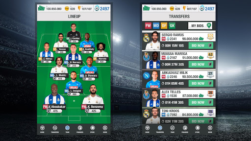 PRO Soccer Cup 2020 Manager 8.60.030 screenshots 3