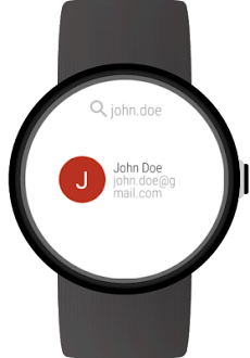 Mail client for Wear OS watchesのおすすめ画像5