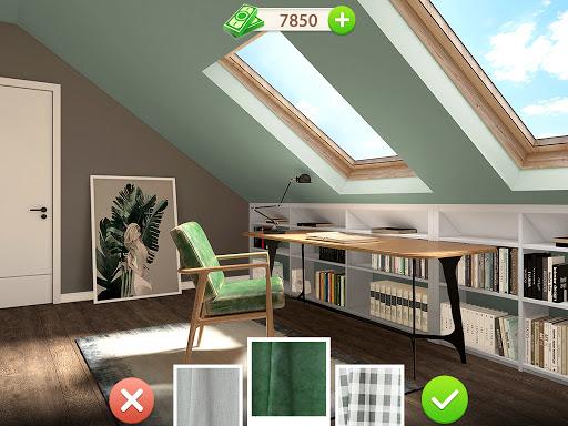 Dream Home: Design & Makeover apktram screenshots 10